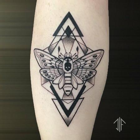 Tattoos - Death Moth - 128642