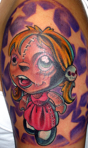 russian doll tattoo. doll tattoo. Litwalk Tattoos?