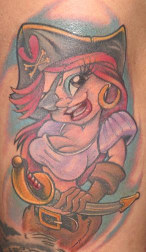 Tattoos - yo ho yo ho!..... - 59004