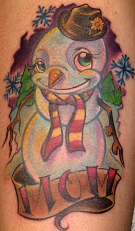 Tattoos - Snow Mom - 42227