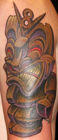 Tattoos - Too Fast, for Tiki Love - 42328