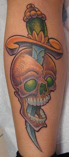 Jime Litwalk - Skull, and Dagger