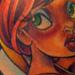Tattoos - Racer Girl - 9561
