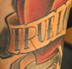 Tattoos - True Love tattoo - 12171