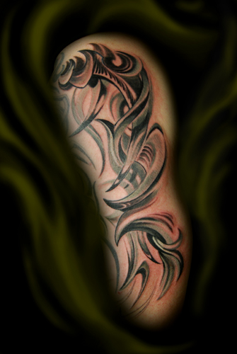 Tattoos - Ornament Tribalistic - 33324