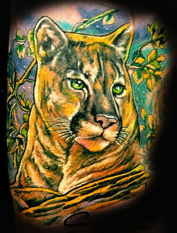Tattoos - CHILLCAT ! - 24012