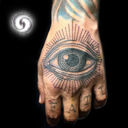 Tattoos - iHand  - 133381