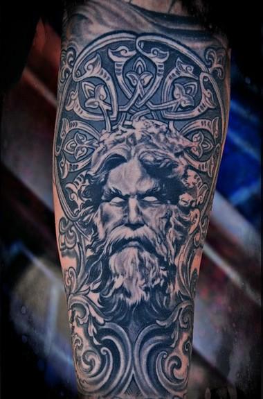 Tattoos - ZEUS ! - 50633