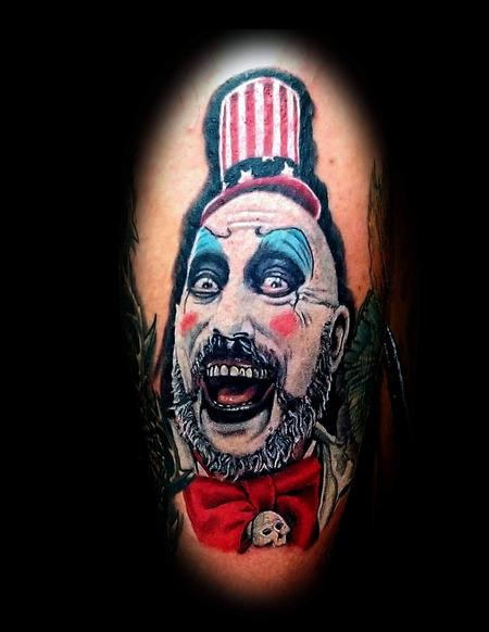 Tattoos - Captain Spaulding - 138286
