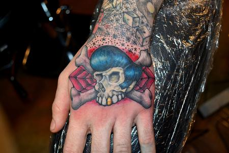 Tattoos - Rocking the Pomp - 63790