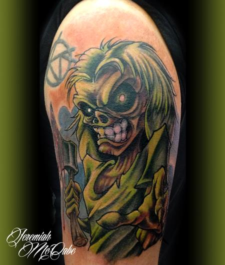Tattoos - Iron Maiden's Eddie - 104625