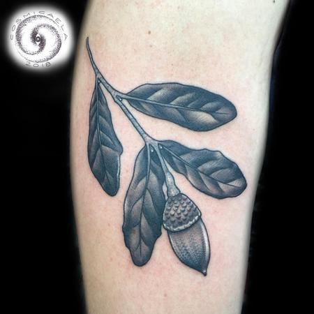 Tattoos - Oak  - 133383