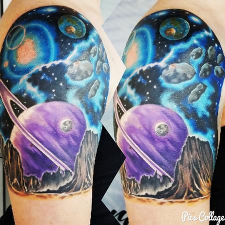 Tattoos - Final frontier - 137636