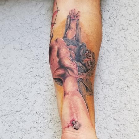 jesus Tattoo Thumbnail