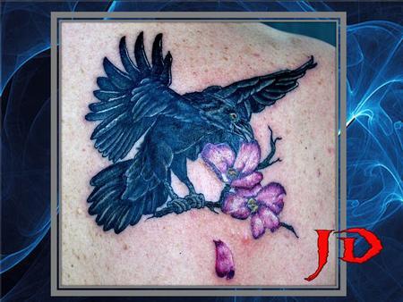 Tattoos - Raven-Wood - 70921