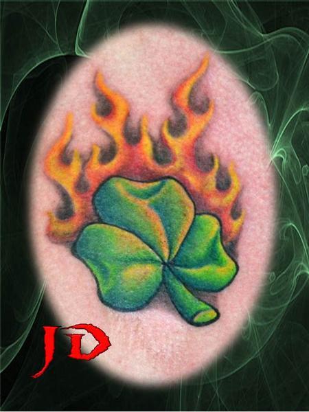 Tattoos - Irish - 71886