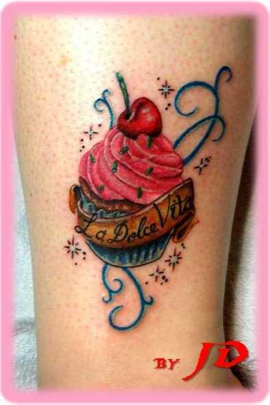 Tattoos - Bakers delight - 62913