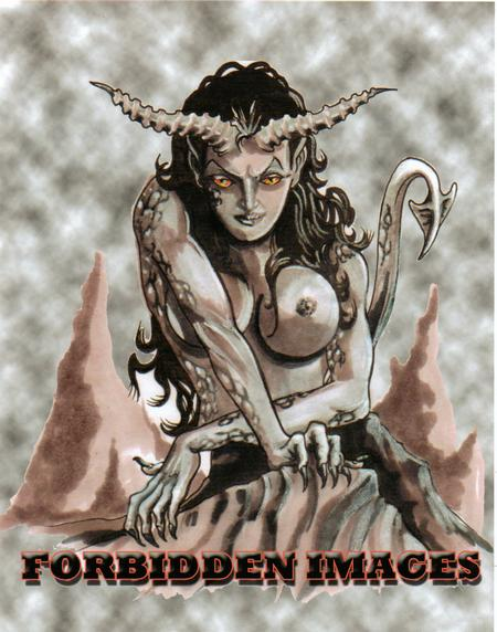 Tattoos - Devil girl...devil girl! - 65006