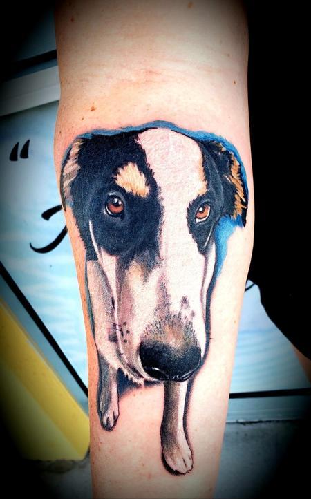 Pooch Tattoo Thumbnail