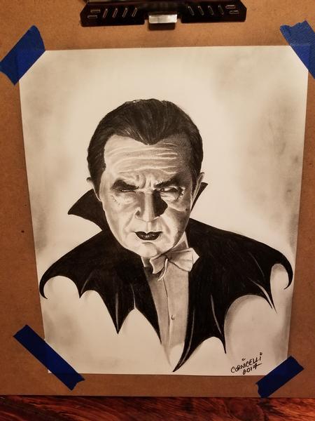Tattoos - Dracula - 129191