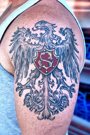 Tattoos - Eagle Crest ! - 46230