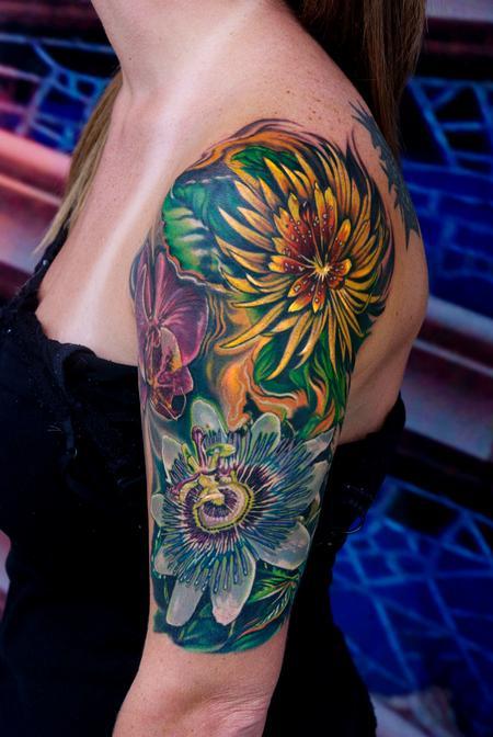 Tattoos - Midnight Moon ! - 57705