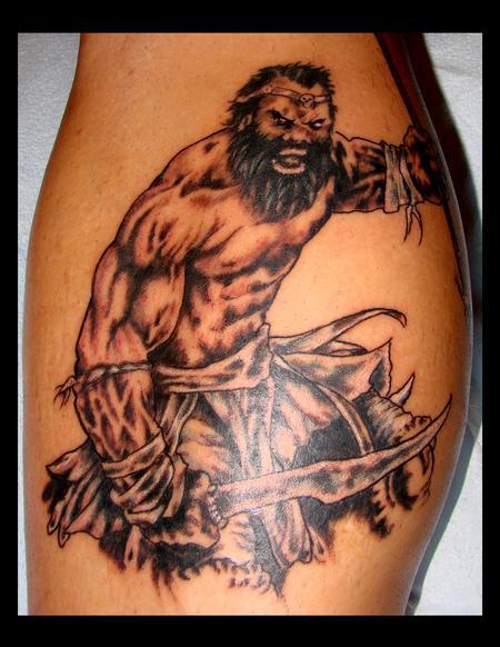 Tattoos - Goliath - 71937