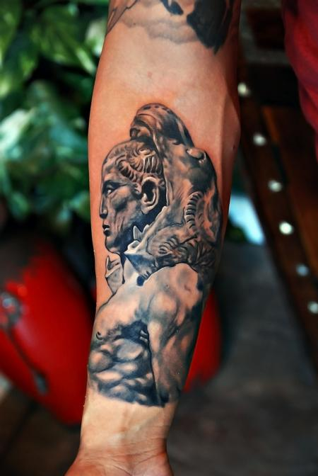 Tattoos - Sculpted Hercules ! - 67745