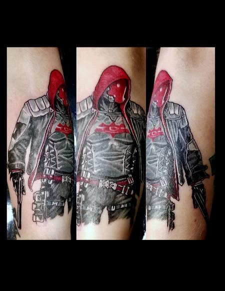 Tattoos - Red Hood - 138891