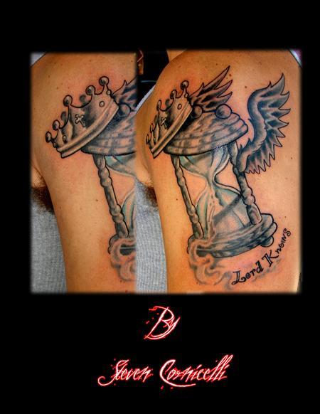 Tattoos - Time.... - 69372