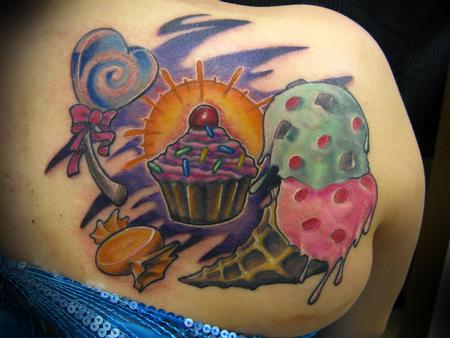 Tattoos - Sweet tooth - 79333