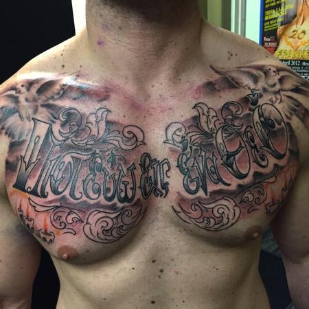 Tattoos - One God  - 104572