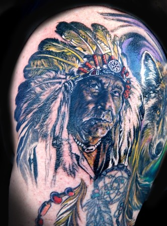 Tattoos - Chief ! - 37481