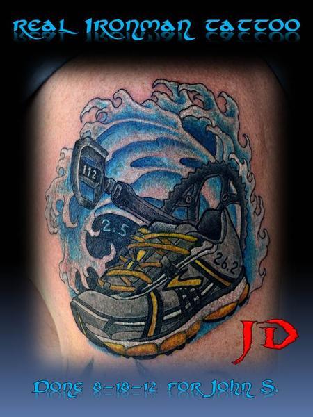 Tattoos - True Ironman - 69143