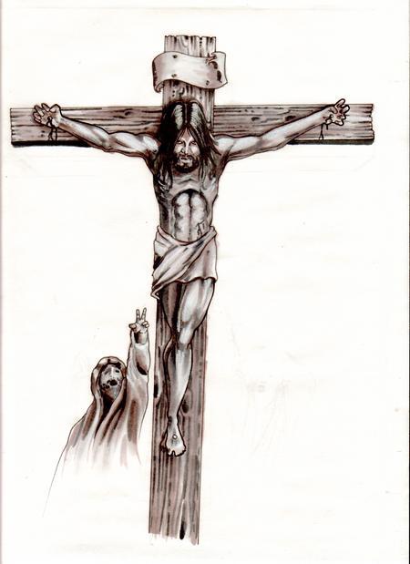Tattoos - Jesus! - 65009