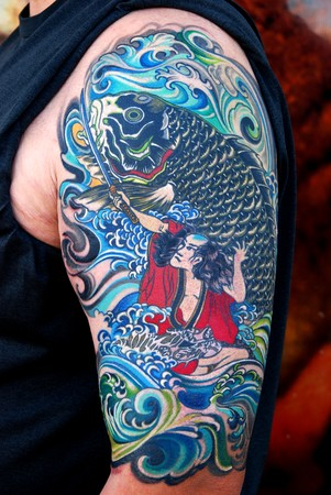 Tattoos - SamuraiKoi ! - 34384