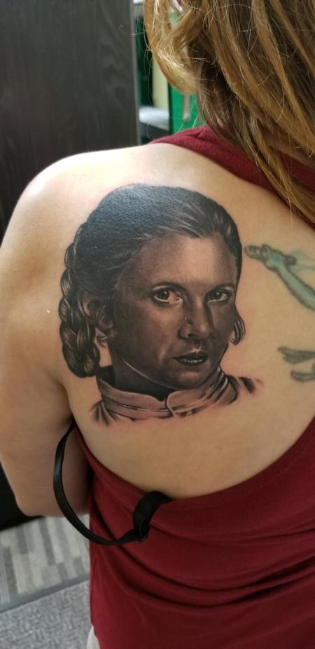 Tattoos - Empire Leia - 138892