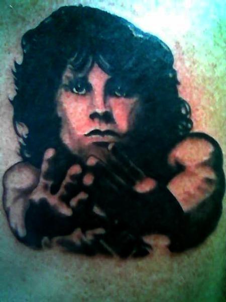 Tattoos - LIzard King - 63786