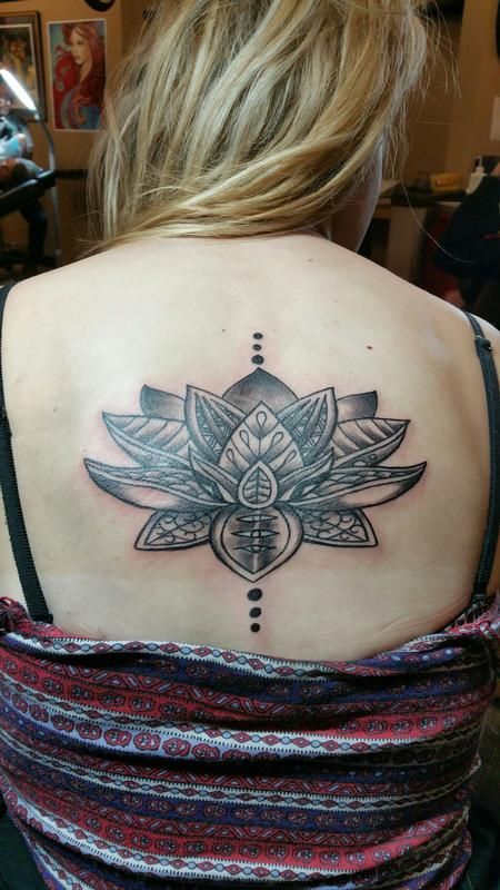 Tattoos - Mandala - 104677