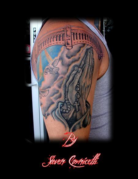 Tattoos - Yankee fan - 69375