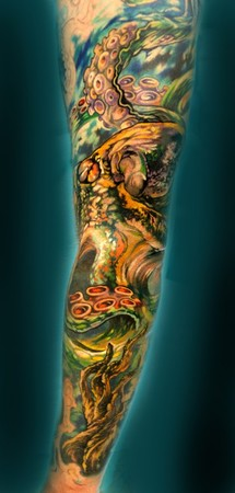 Tattoos - Octosleeve ! - 37480
