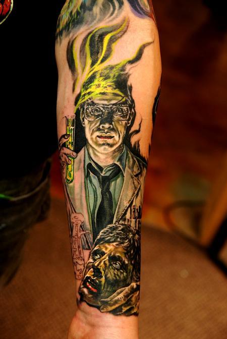 Tattoos - ReAnimator... - 61281