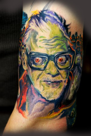 Tattoos - Romero Horror ! - 34385