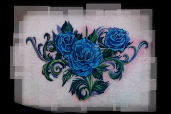 Tattoos - BlueRose ! - 50639
