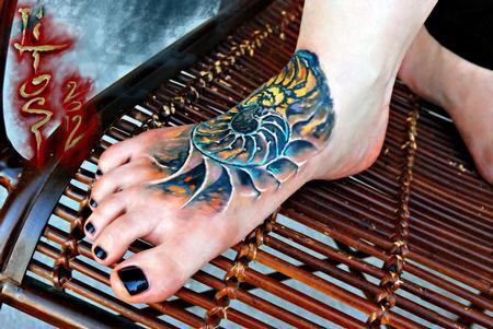 Tattoos - Golden Mean ! - 70834