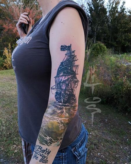 Tattoos - SHIP TRIP - 137540