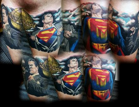 Tattoos - Superman - 125181