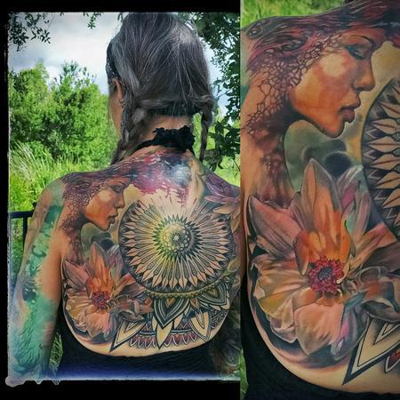 SACRED TARA ! Tattoo Thumbnail