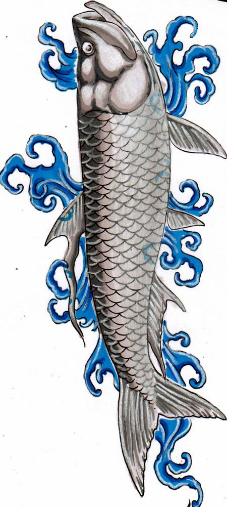Tattoos - Tarpon,,,, - 65007