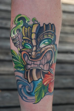 Tattoos - TIKI TAT... - 46233